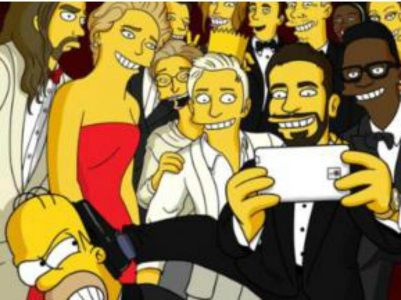 «Selfie dos Óscares: uma visão mais ampla»