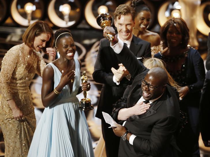«12 Anos Escravo» venceu o Óscar para Melhor Filme (Lucy Nicholson/Reuters)