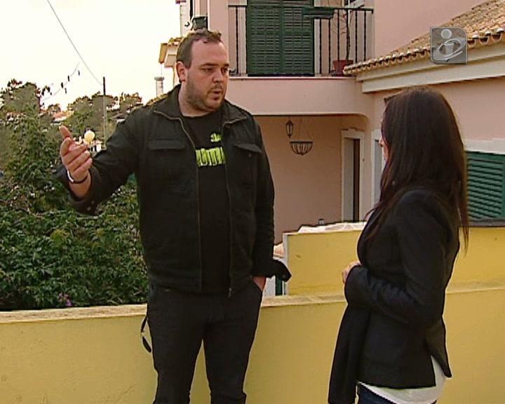 Meco: testemunha garante ter visto nove pessoas na casa alugada