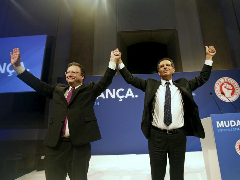 Francisco Assis e António José Seguro (Lusa)