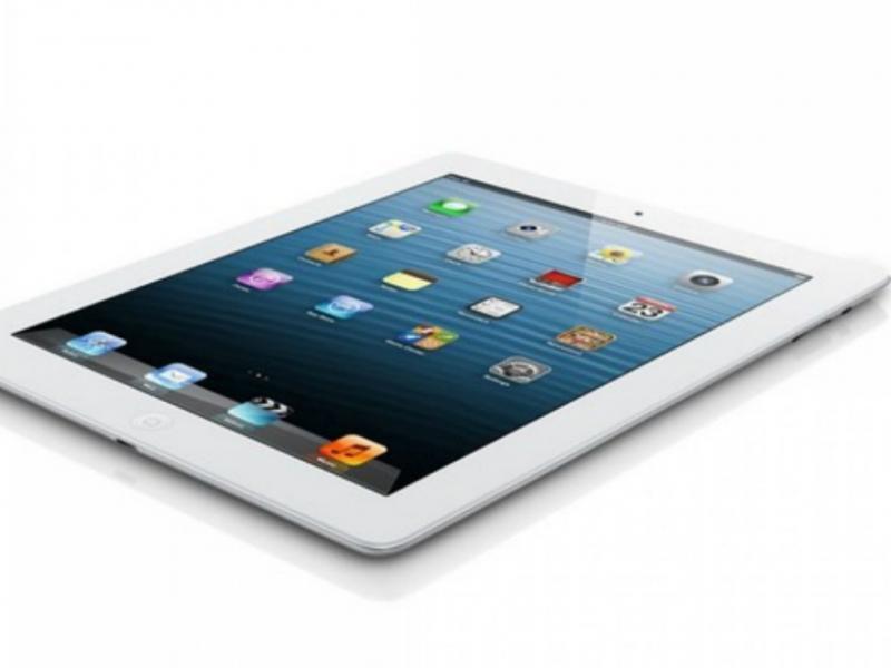 Filho recebeu iPad de herança