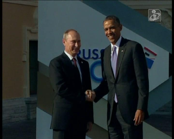 Putin e Obama voltaram a falar sobre a crise na Ucrânia