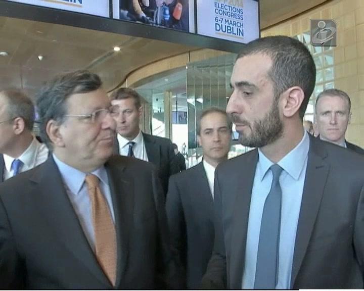 Durão Barroso em entrevista à TVI