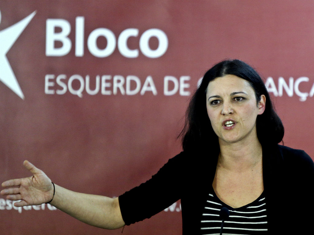 Marisa Matias (Lusa)