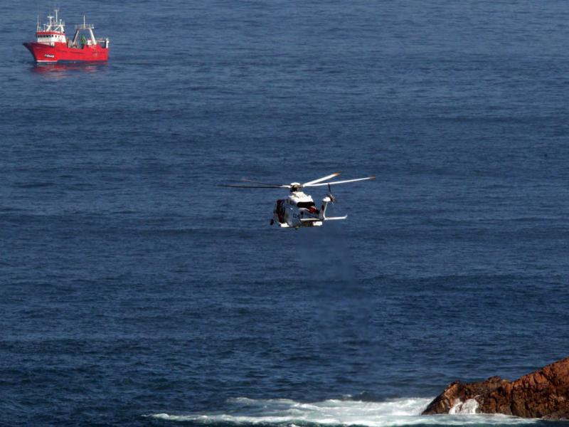 Naufrágio de pesqueiro faz 2 mortos e 6 desaparecidos (Lusa)