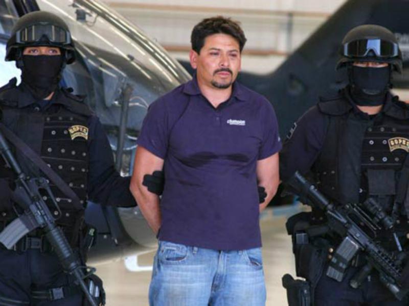 Nazario Moreno (reproduzido de infolatam)