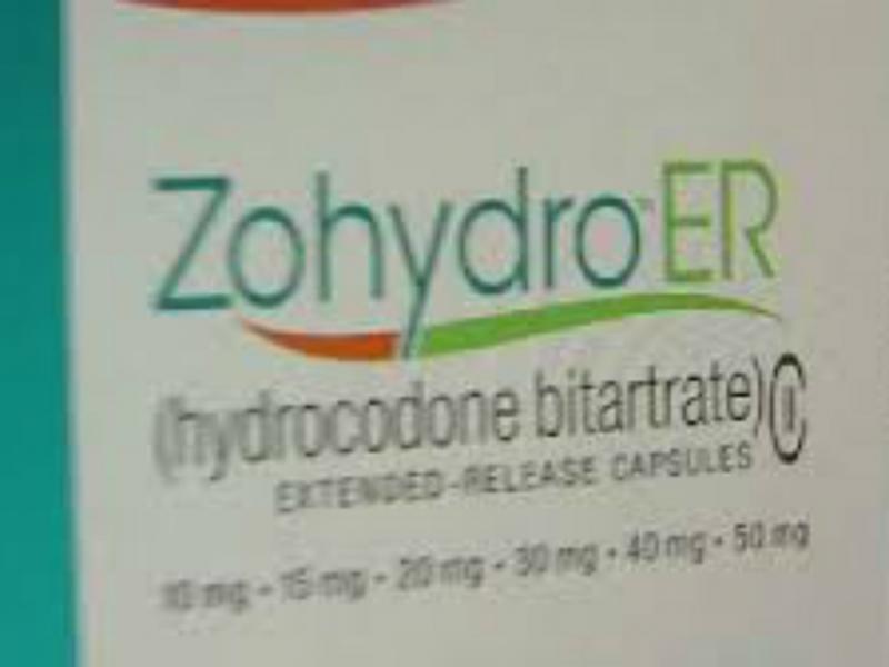 Zohydro