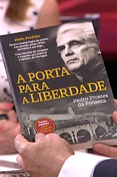 Os livros de Marcelo Rebelo de Sousa «A porta para a liberdade»