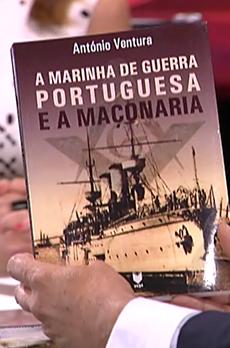 Os livros de Marcelo Rebelo de Sousa «A marinha da guerra portuguesa e a maçonaria»