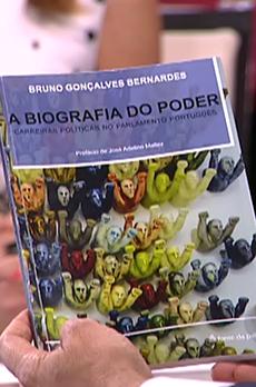 Os livros de Marcelo Rebelo de Sousa «A biografia do poder»