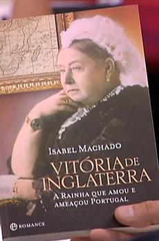 Os livros de Marcelo Rebelo de Sousa «A rainha que amou e ameaçou Portugal»