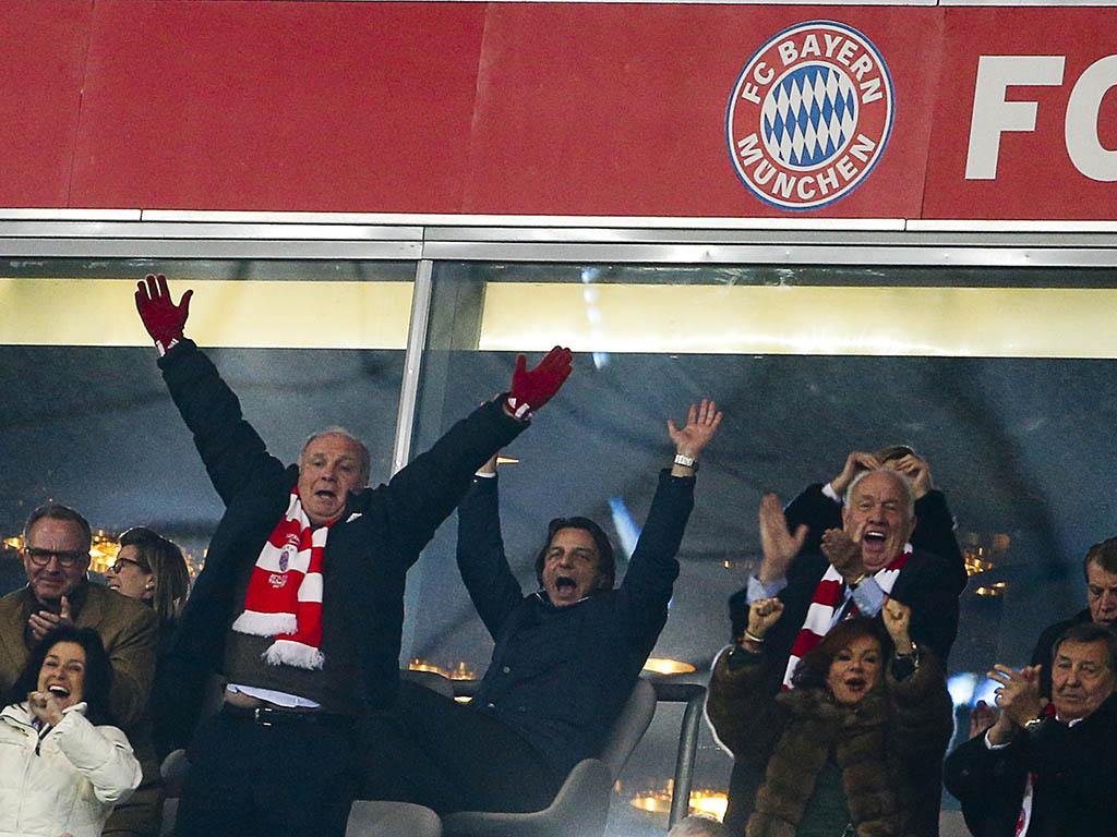 Bayern Munique vs Arsenal (REUTERS)