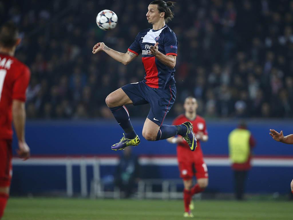 PSG vs Bayer Leverkusen (REUTERS)