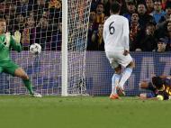 Barcelona vs Manchester City (REUTERS)