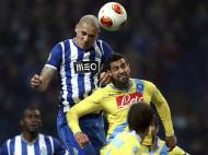 FC Porto vs Nápoles (LUSA)