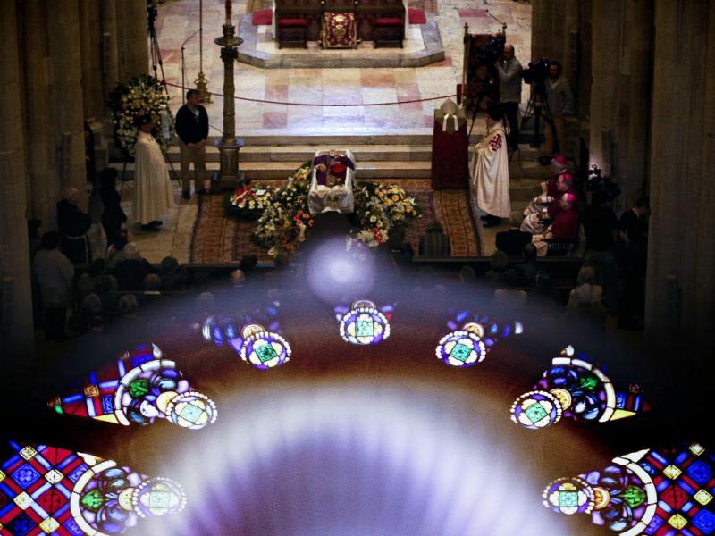 Cerimónias fúnebres do cardeal José Policarpo (Lusa/Pedro Nunes)
