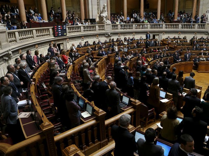 Parlamento (Miguel A.Lopes/Lusa)