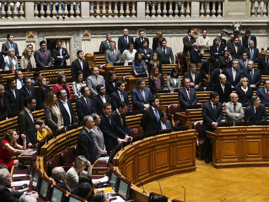 Parlamento chumba coadoção (Miguel A.Lopes/Lusa)