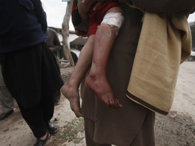 Explosões no Paquistão fazem 19 mortos (REUTERS)