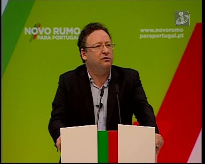 Manifesto «veio reforçar» as posições do PS