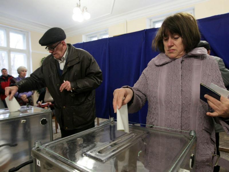 Crimeia: o dia de referendo (Lusa)