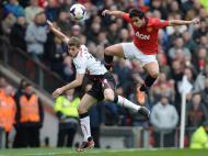 Manchester United vs Liverpool (EPA)