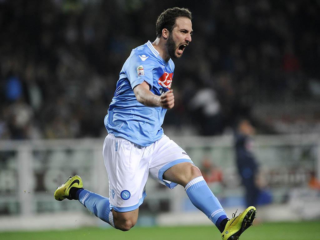 Torino vs Nápoles (REUTERS)