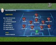 Onze de Chelsea e Galatasaray