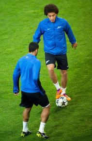 Zenit prepara jogo com B. Dortmund (EPA)