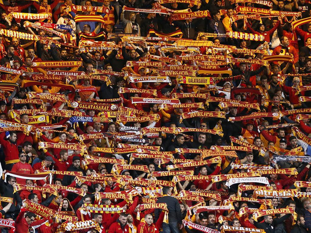 11. Türk Telekom Stadyumu (Galatasaray - Turquia)