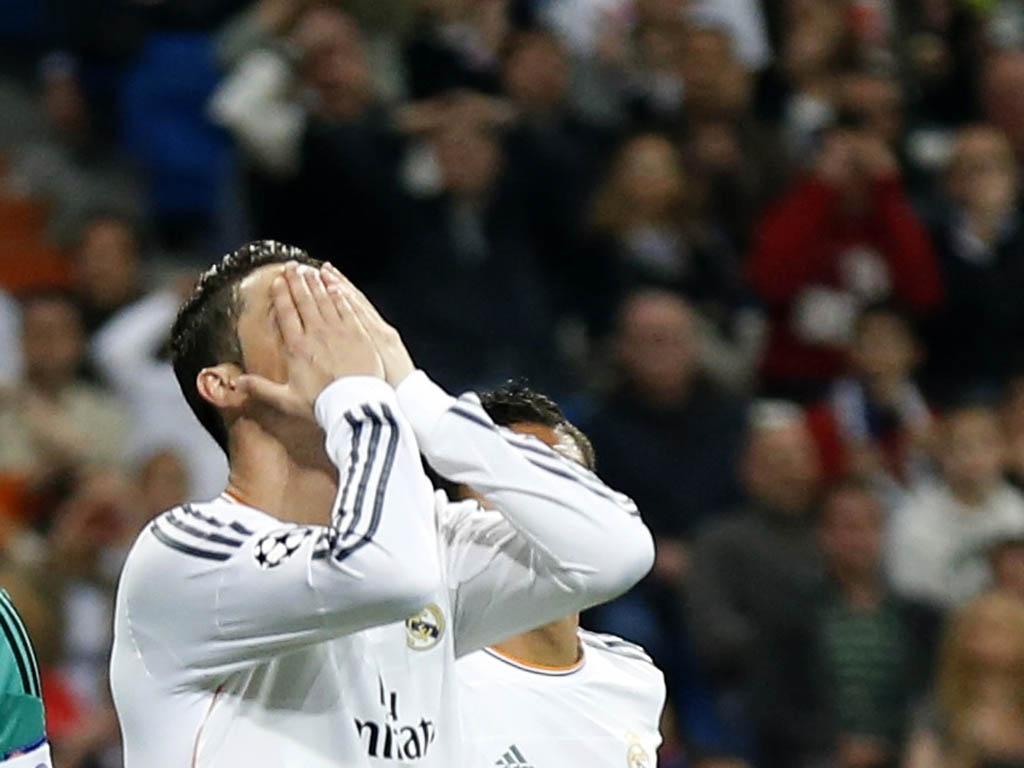 Real Madrid vs Schalke 04 (REUTERS)