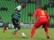 Libertadores: Santos Laguna de Caixinha vence e lidera (EPA)