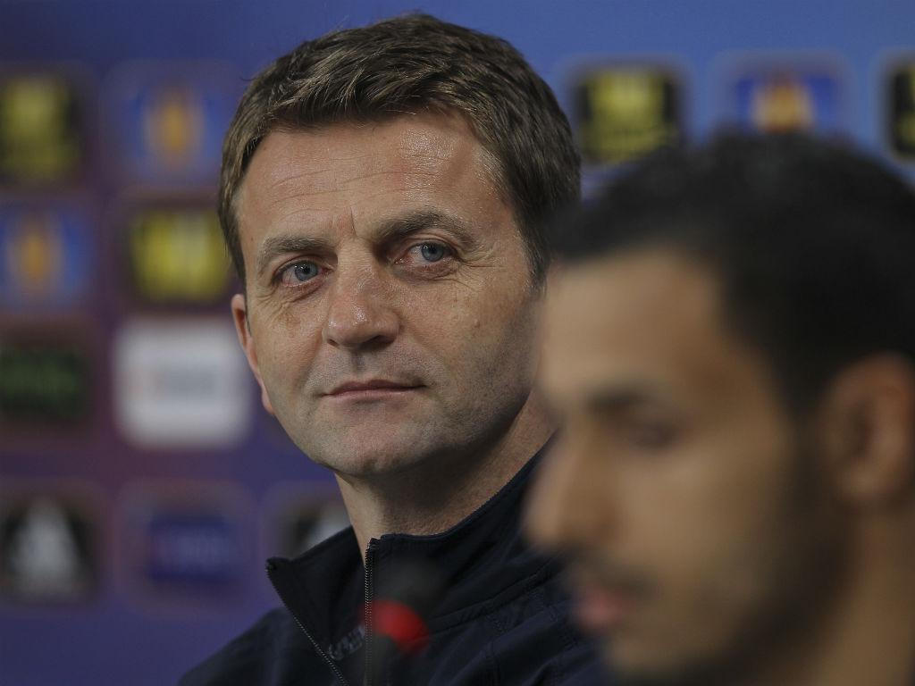Tottenham prepara jogo com Benfica (Reuters)