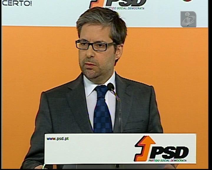 PSD desafia PS a esclarecer opinião sobre reposição de salários