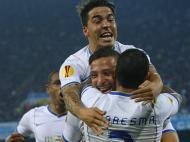 Nápoles vs FC Porto (REUTERS)