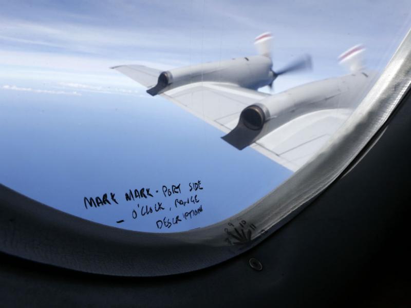 Buscas pelo avião da Malásia (REUTERS)