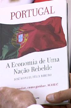 Os livros de Marcelo Rebelo de Sousa «A Economia de uma Nação Rebelde»