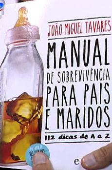 Os livros de Marcelo Rebelo de Sousa «Manual de Sobrevivência para Pais e Maridos»