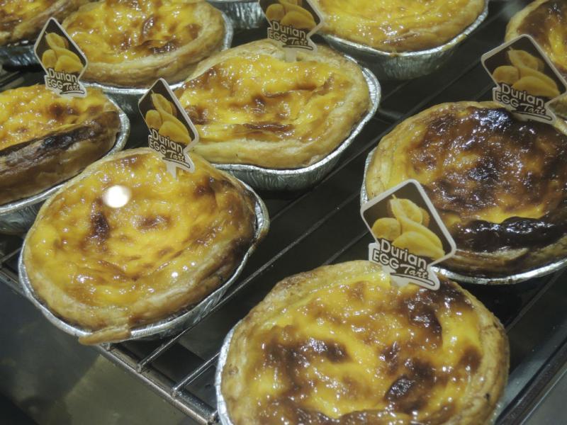 Os indonésios também já imitam os nossos pastéis de nata (EPA/LUSA)