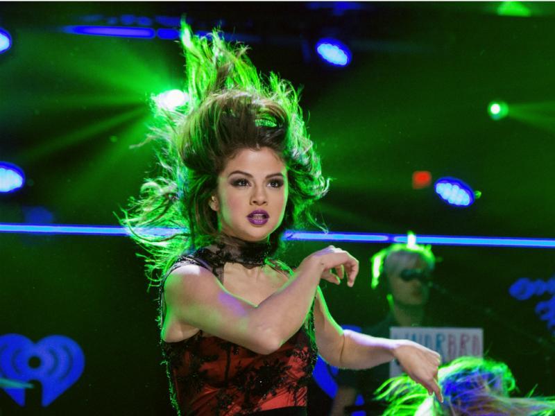Selena Gomez (Foto/Reuters)