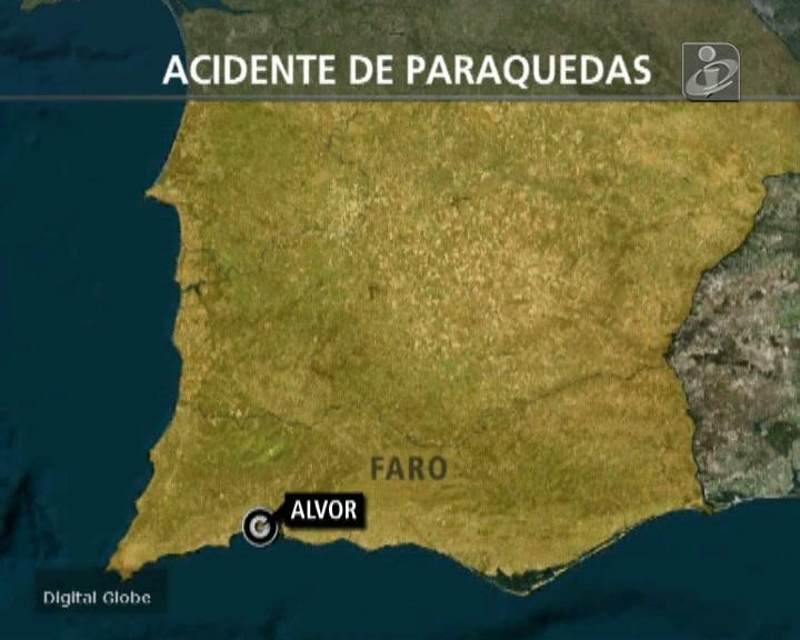 Acidente Algarve