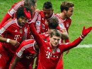Hertha Berlim-Bayern