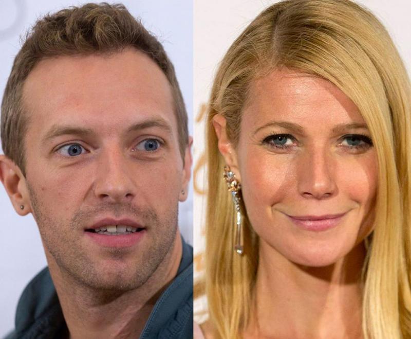 Chris Martin e Gwyneth Paltrow (Foto: Reuters)