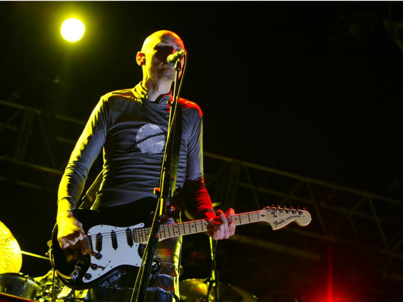 Billy Corgan (Foto/Reuters)