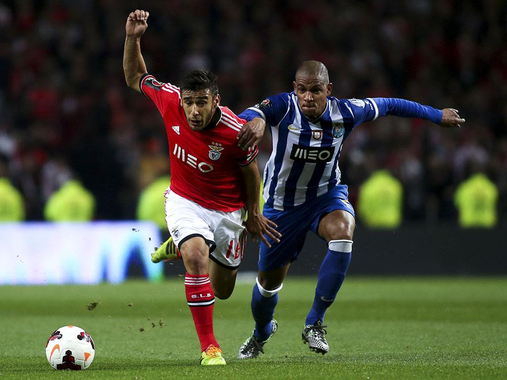 FC Porto vs Benfica (REUTERS)
