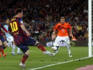 Barcelona vs Celta de Vigo (REUTERS)
