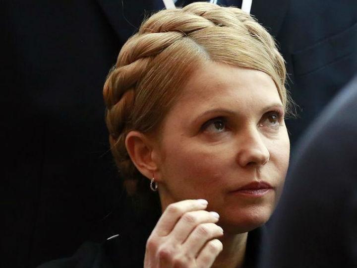 Iulia Timoshenko [Reuters]