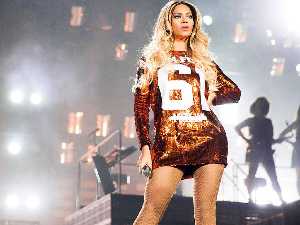 Beyoncé np Meo arena