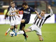 Inter de Milão vs Udinese (REUTERS)