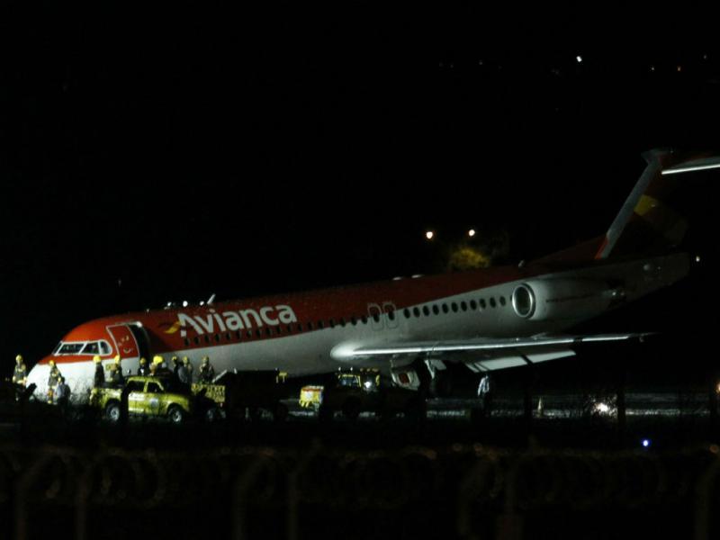 Avião faz aterragem de emergência em Brasília (EPA/LUSA)